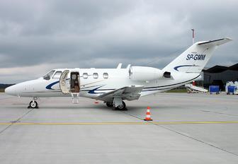 SP-GMM - Private Cessna 525 CitationJet