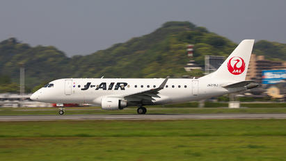 JA218J - J-Air Embraer ERJ-170 (170-100)