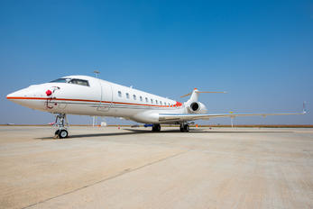 T7--RSP - Private Bombardier BD-700 Global 6000