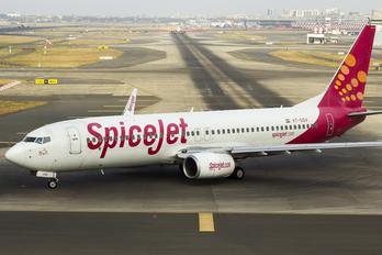 VT-SGV - SpiceJet Boeing 737-800