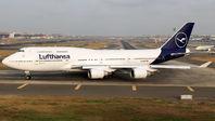 #2 Lufthansa Boeing 747-400 D-ABVM taken by Aneesh_Bapaye