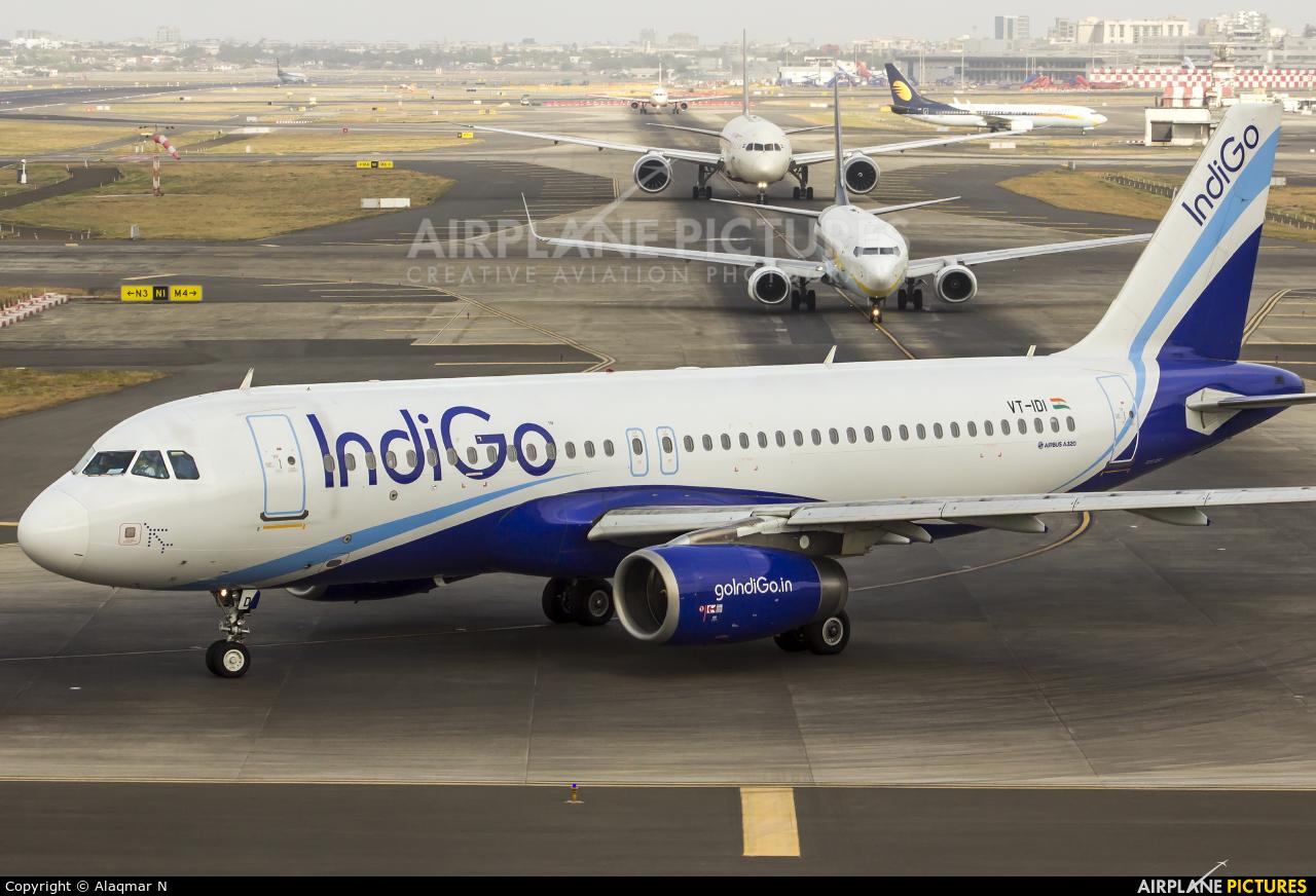 IndiGo VT-IDI aircraft at Mumbai - Chhatrapati Shivaji Intl