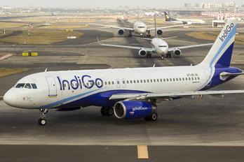 VT-IDI - IndiGo Airbus A320
