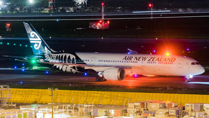 ZK-NZH - Air New Zealand Boeing 787-9 Dreamliner