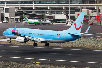 OO-JBG - TUI Airlines Belgium Boeing 737-800