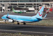OO-JBG - Jetairfly (TUI Airlines Belgium) Boeing 737-800 aircraft