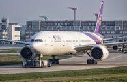 HS-TKK - Thai Airways Boeing 777-300ER aircraft