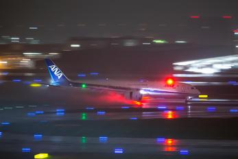 - - ANA - All Nippon Airways Boeing 787-9 Dreamliner