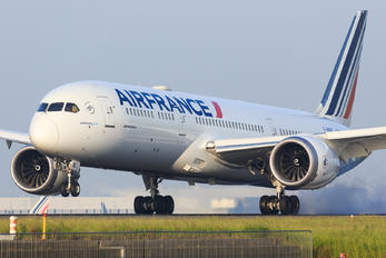 F-HRBE - Air France Boeing 787-9 Dreamliner