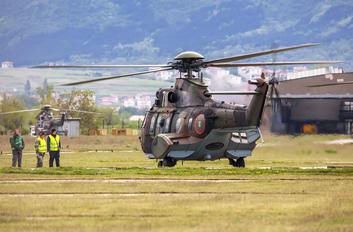 711 - Bulgaria - Air Force Aerospatiale AS532 Cougar