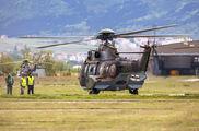 711 - Bulgaria - Air Force Aerospatiale AS532 Cougar aircraft