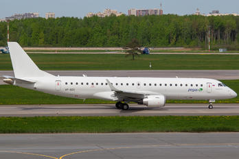 VP-BZC - Ikar Airlines Embraer ERJ-190 (190-100)