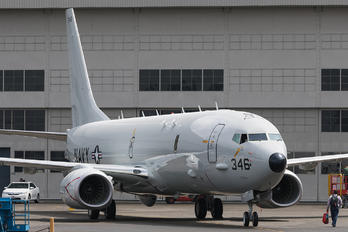 169346 - USA - Navy Boeing P-8A Poseidon
