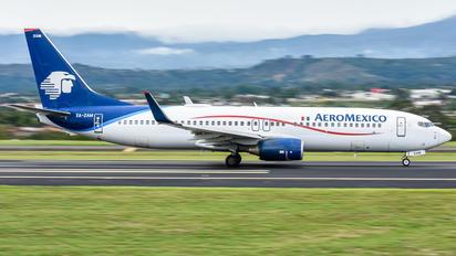 XA-ZAM - Aeromexico Boeing 737-800