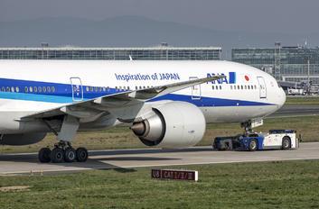 JA792A - ANA - All Nippon Airways Boeing 777-300ER