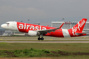 9M-AGP - AirAsia (Malaysia) Airbus A320