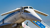СССР-77115 - Aeroflot Tupolev Tu-144 aircraft