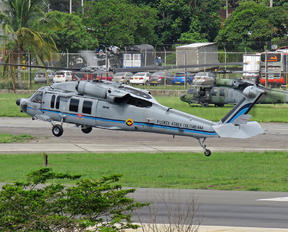 FAC0007 - Colombia - Air Force Sikorsky H-60L Black hawk