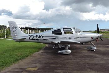PR-GAF - Private Cirrus SR22T