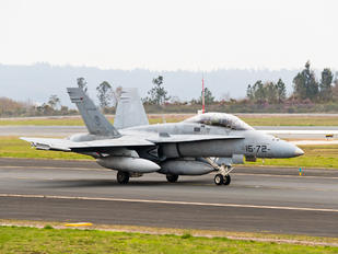 CE.15-03 - Spain - Air Force McDonnell Douglas EF-18B Hornet