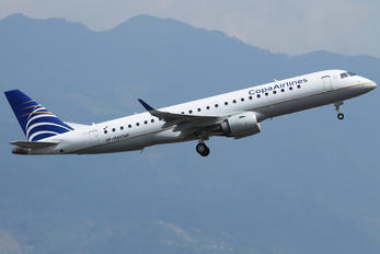 HP-1561CMP - Copa Airlines Embraer ERJ-190 (190-100)