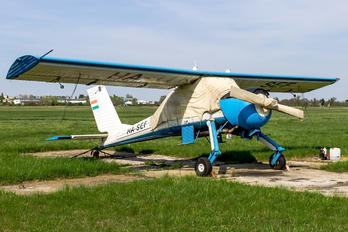 HA-SEF - Private PZL 104 Wilga 35A
