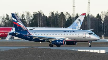 RA-89002 - Aeroflot Sukhoi Superjet 100