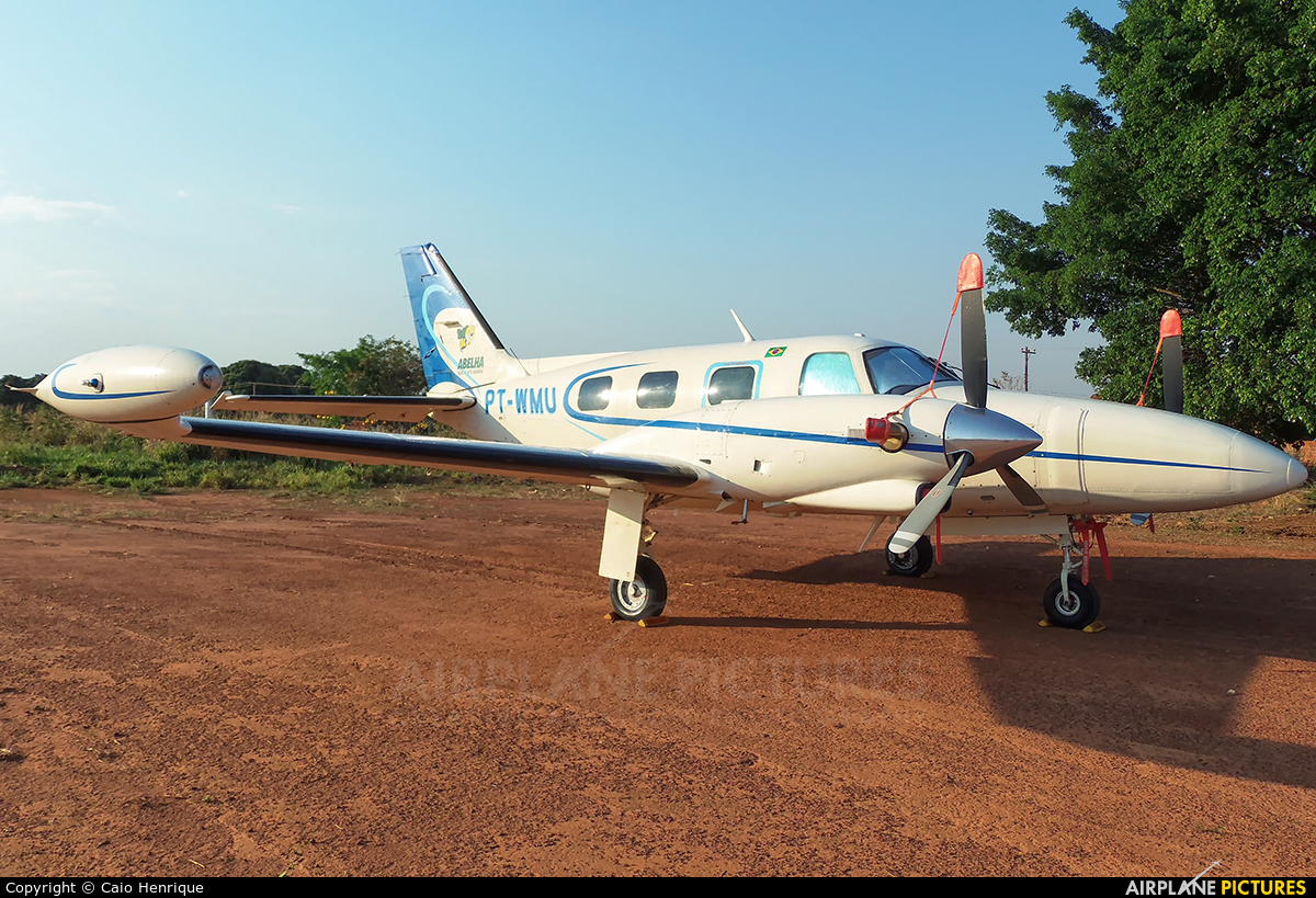 Private PT-WMU aircraft at Off Airport - Brazil