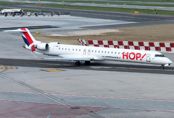 F-HMLJ - Air France - Hop! Canadair CL-600 CRJ-1000