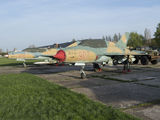907 - Hungary - Air Force Mikoyan-Gurevich MiG-21UM aircraft
