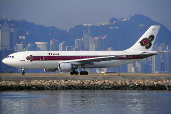 HS-TAO - Thai Airways Airbus A300