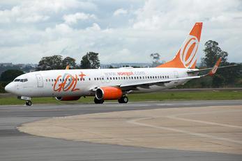 PR-GGH - GOL Transportes Aéreos  Boeing 737-800