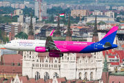 HA-LTA - Wizz Air Airbus A321 aircraft