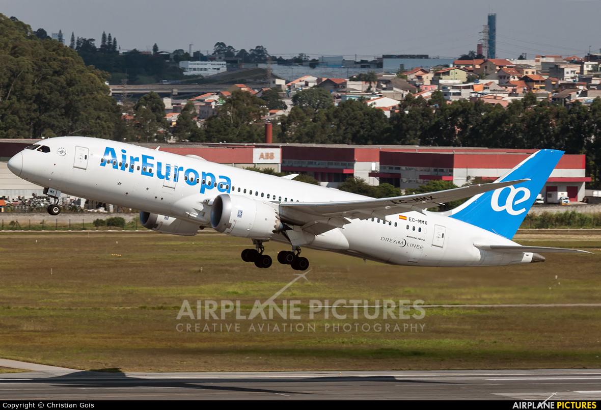 Air Europa EC-MMX aircraft at São Paulo - Guarulhos