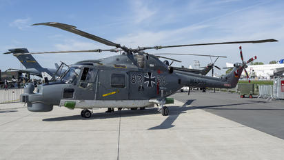 83+25 - Germany - Navy Westland Lynx Mk88A