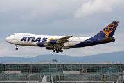 N524MC - Atlas Air Boeing 747-200F aircraft