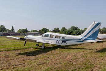OO-AVA - Private Piper PA-34 Seneca