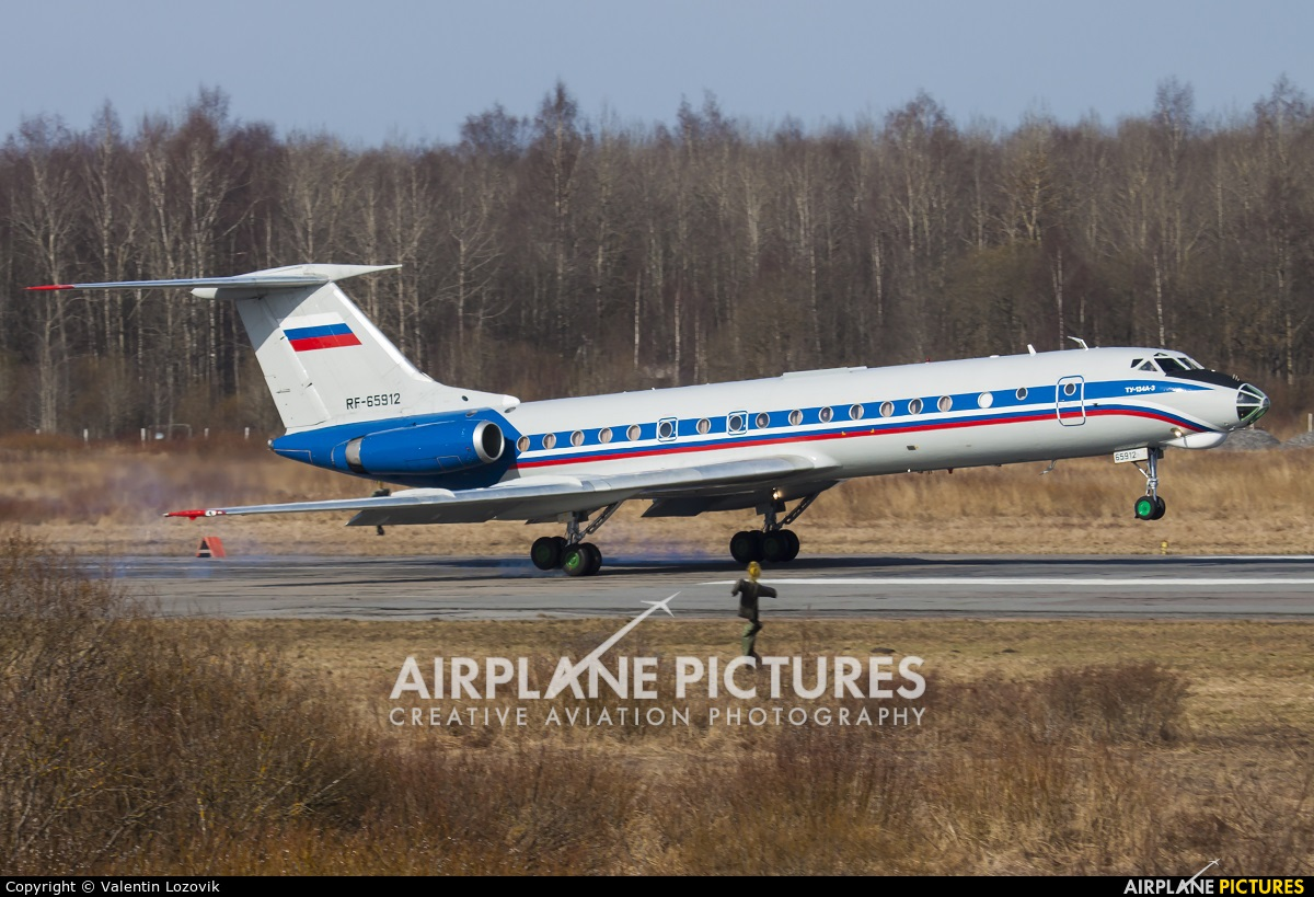 Russia - Ministry of Internal Affairs RF-65912 aircraft at Undisclosed location