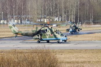 RF-13664 - Russia - Air Force Mil Mi-35