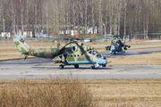 RF-13664 - Russia - Air Force Mil Mi-35 aircraft