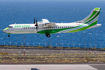 EC-MOL - Binter Canarias ATR 72 (all models)