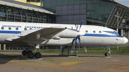 DM-STA - Lufthansa Ilyushin Il-18 (all models)