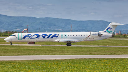 S5-AAL - Adria Airways Canadair CL-600 CRJ-900