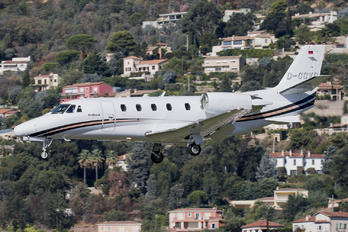 D-CCVD - Private Cessna 560XL Citation Excel