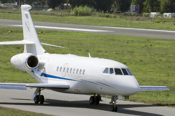CS-DTR - Private Dassault Falcon 2000