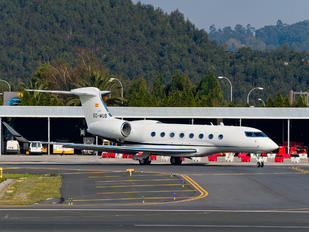 EC-MUS - Gestair Gulfstream Aerospace G650, G650ER