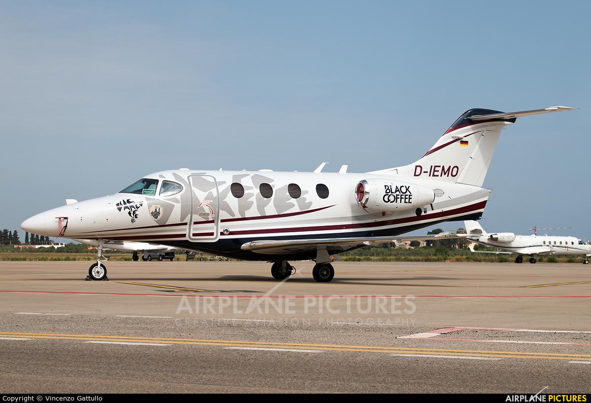 Privateways D-IEMO aircraft at Bari