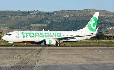 F-HTVE - Transavia France Boeing 737-800