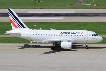 F-GUGJ - Air France Airbus A318