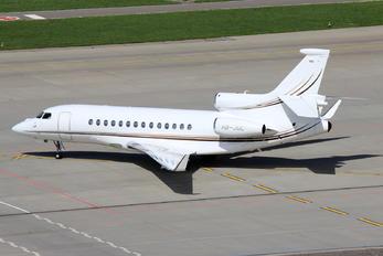 HB-JUC - Cat Aviation Dassault Falcon 7X